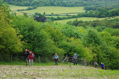 20110717-24_Hill climb - Between Turville and Ibstone by gary.hadden