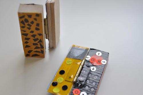 人生第二支木頭手機(7 ys)