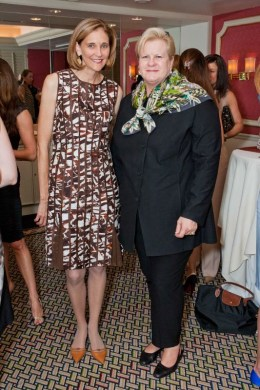 Jennifer Biederbeck, Carol Elkins