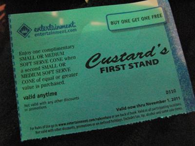 Custard's
