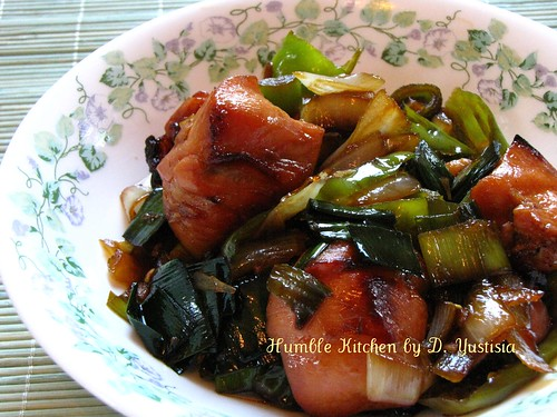 Chicken in Sweet Soy Sauce
