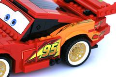 8484 Ultimate Build Lightning Mcqueen - 5