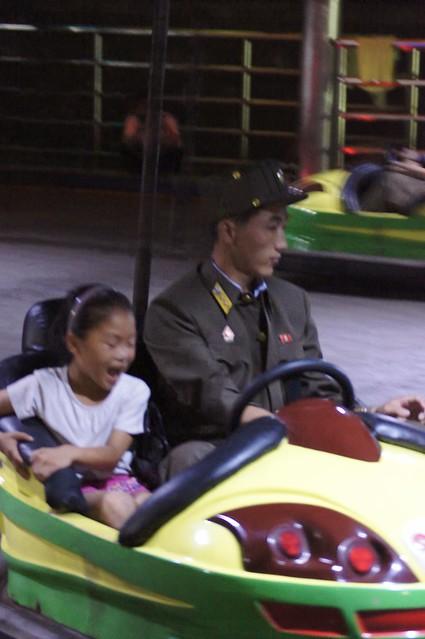 Bumper Cars - North Korea