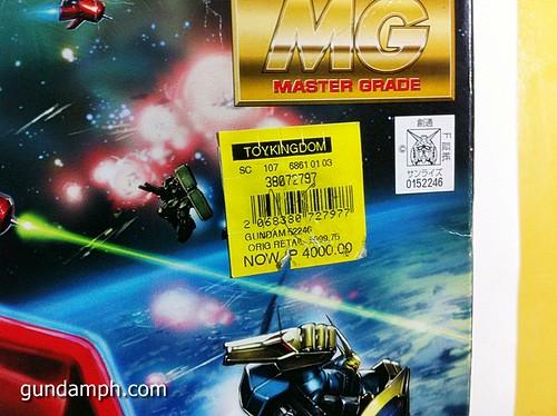 MG Sazabi Metallic Coating (Titanium-Like Finish) (2)
