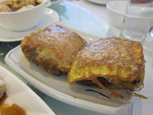 Pan Fried Sticky Rice