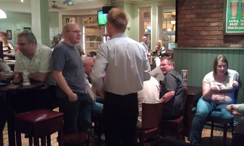 Geekup Blackpool 22/08/2011