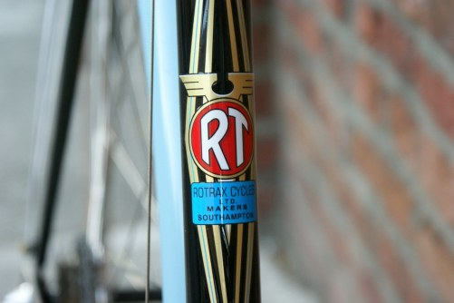 1951 Rotrax Road Bike