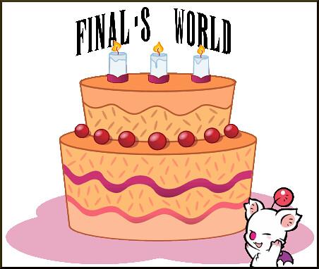 tarta cumpleaños final's world