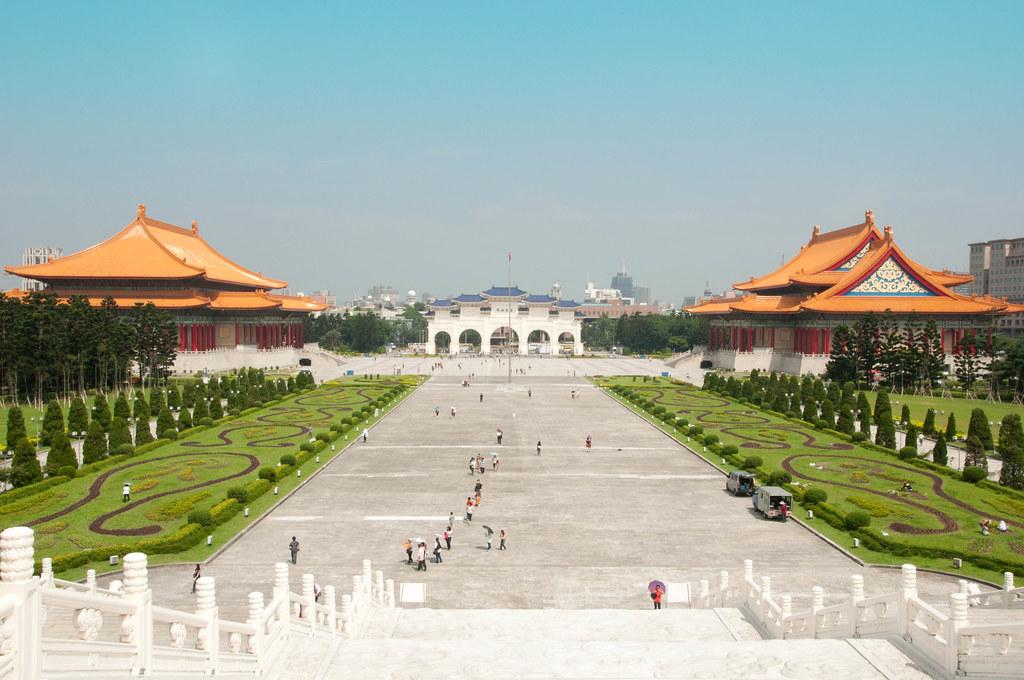Chiang Kai Shiek Memorial