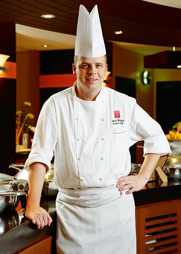 Chef Mark Moulder