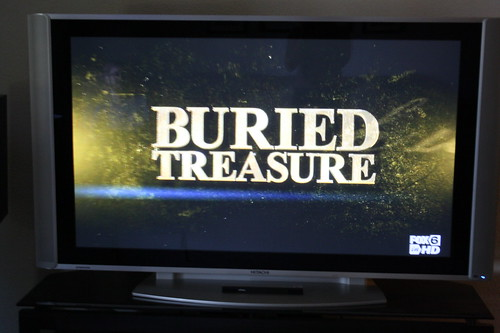 Buried Treasure show