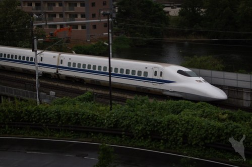 700系新幹線@フォレオ