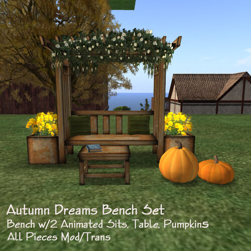 Autumn Dreams Set - B&D Designs_The South 40