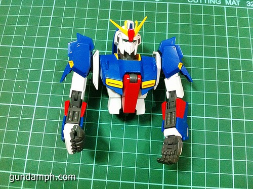 Building MG Zeta 2.0 HD Color Version (part 2) (6)