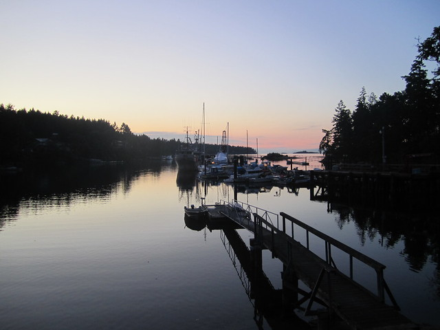 Dusk, Whaler Bay