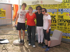 Me + The Wombats
