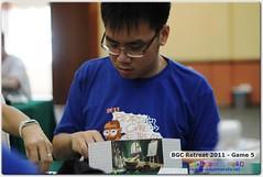 BGC Retreat 2011 - Game Five