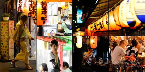Asakusa Night Life