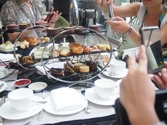 Food paparazzi, The Landing Point, Fullerton Bay Hotel