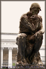 The Thinker, Legion of Honor