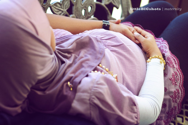 Baby On Board | Maternity Portraiture Photographer Malaysia