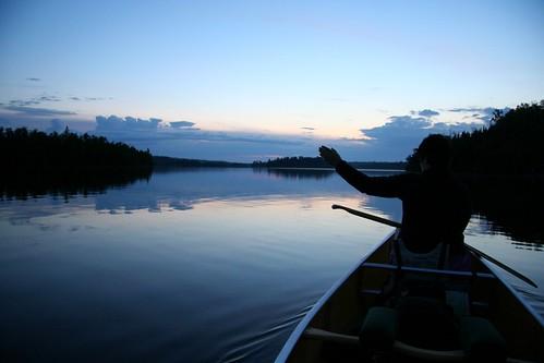 5:15am Moose Lake
