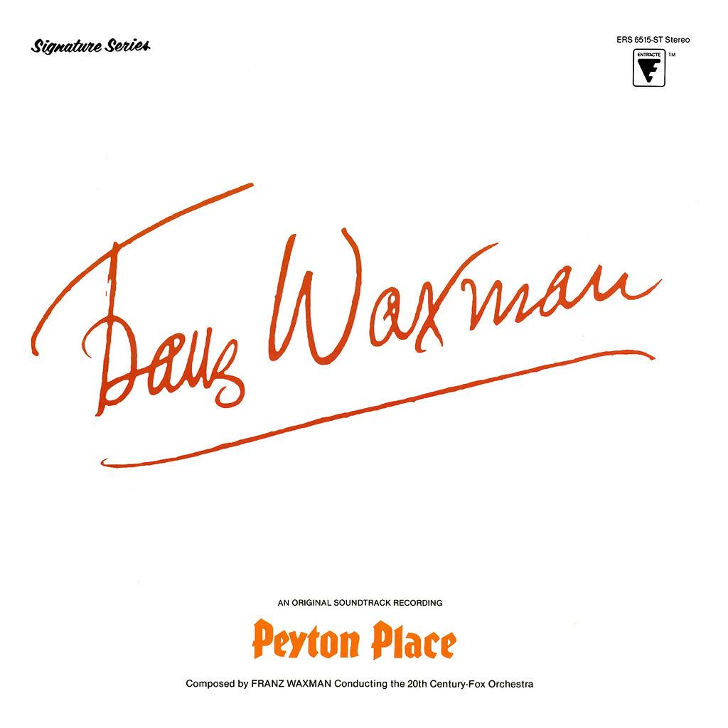 Franz Waxman - Peyton Place