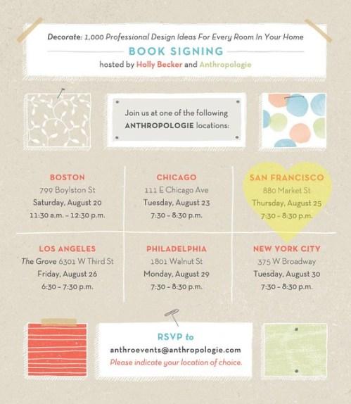 Meet Me Tonight in San Francisco!