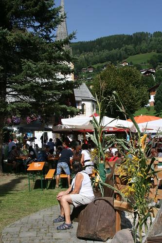 Kaninger Jausenfest 2011 - Heimatherbstveranstaltung
