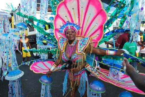 Grenada -  Carnival by Julienne Pascoe