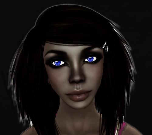 Headshot (Blue eyes)