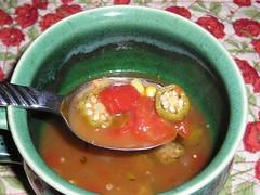 WEC Okra soup