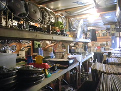 Hubcaps and Records