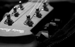 HB-B&W - Guitar Tuner