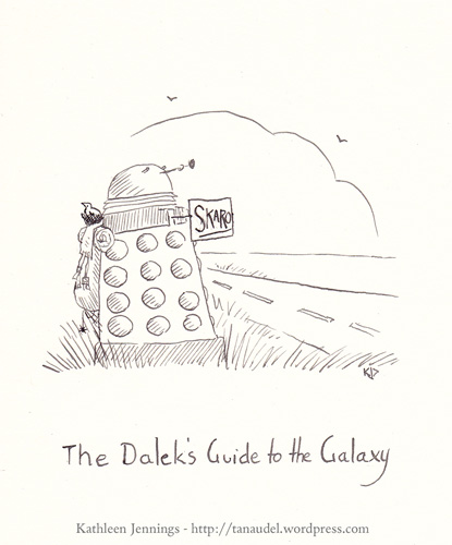 The Dalek's Guide to the Galaxy