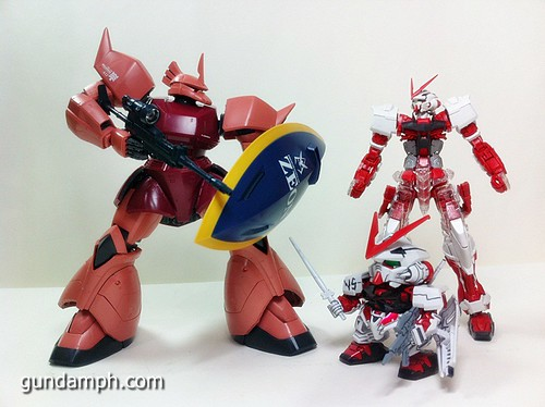 MG Char Aznable's Gelgoog (71)