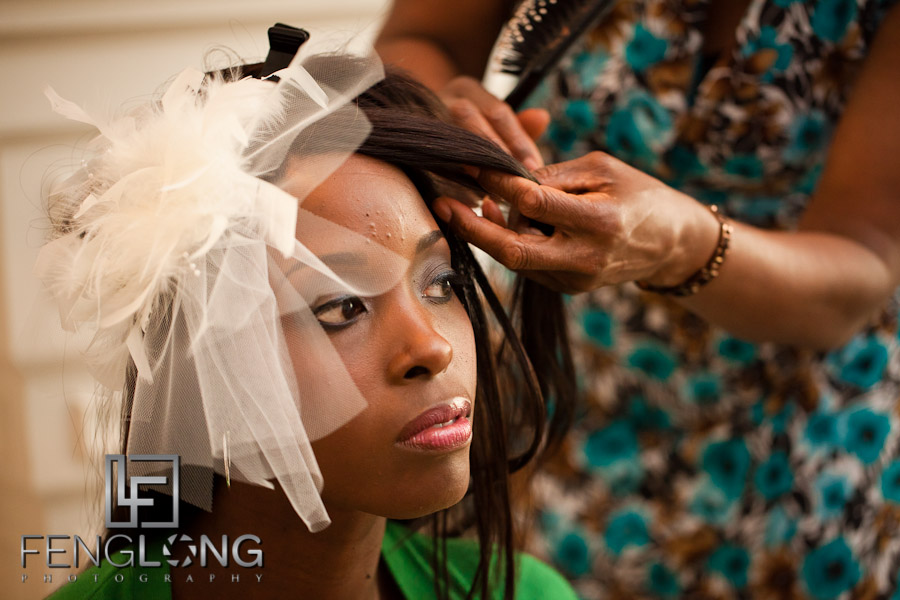 Trina + Shawn Wedding | Wimbish House (Atlanta Women's Club) | Midtown Atlanta Wedding Photographer