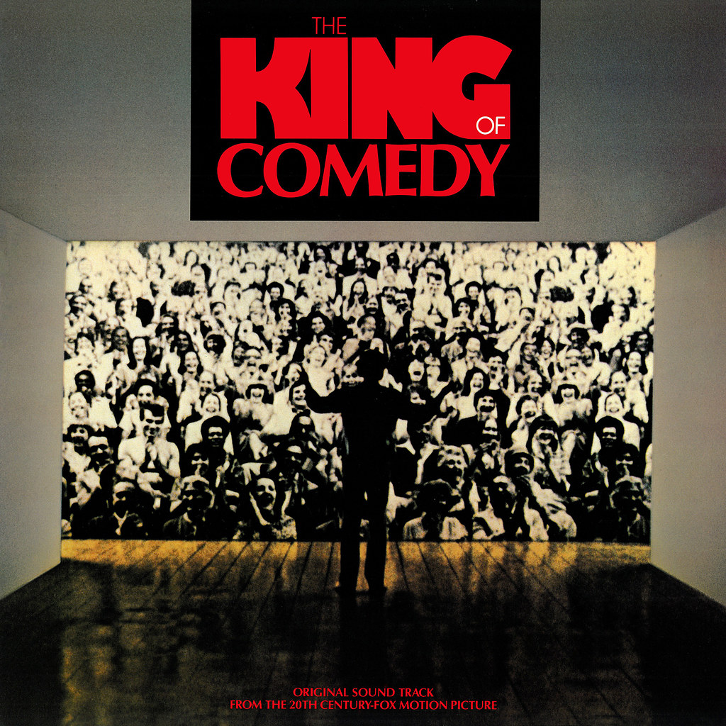 Robbie Robertson - King of Comedy