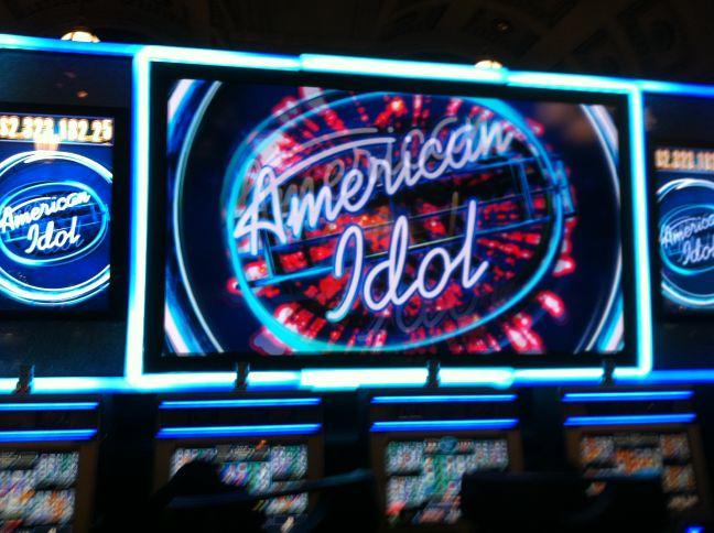 American Idol slots