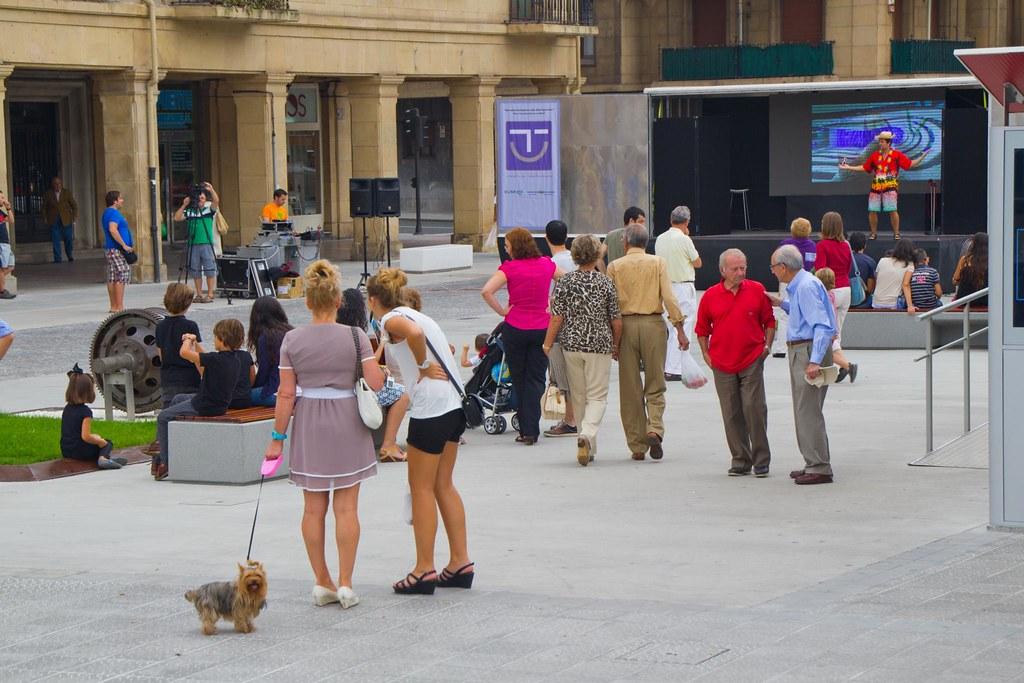 Teatro de calle: Mira el lado divertido de la calidad