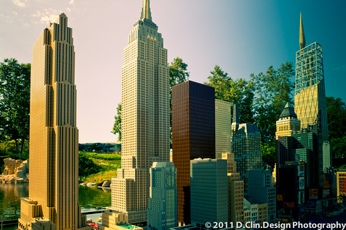 Leica Lego NYC by d.clin.design