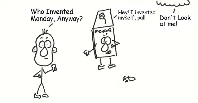 Invention of Monday3