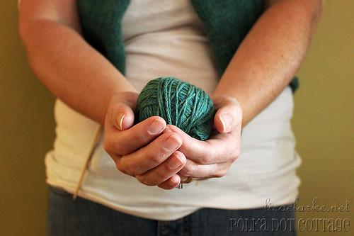 Inspiration week 30 - Hands on