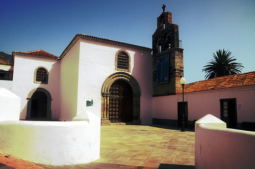 Chapter 3 - La Gomera, Isle of colors (#2): Convent of Santo Domingo de Guzmàn