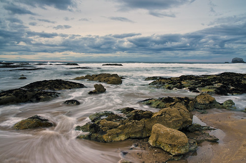 Big Seas at North Berwick - Explored