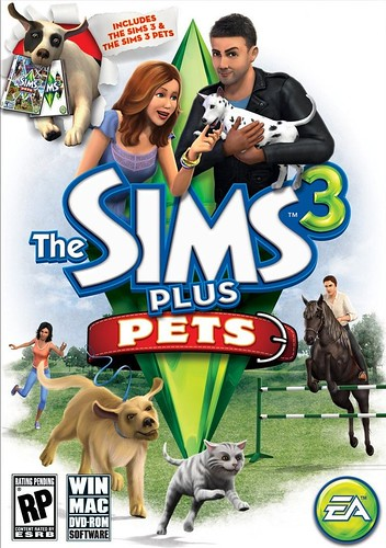 The Sims 3 Plus Pets and Amazon