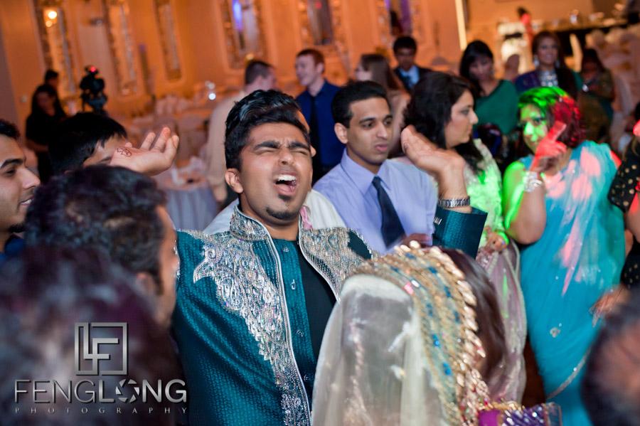Dancing at Amir & Nasrine's Wedding Day 3 | Buford Ceremony & Reception | Atlanta Indian Wedding Photographer