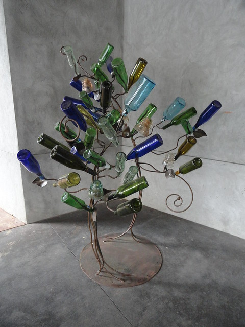 Stephanie Dwyer's Bottle Trees