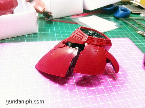 MG Char Aznable's Gelgoog (50)