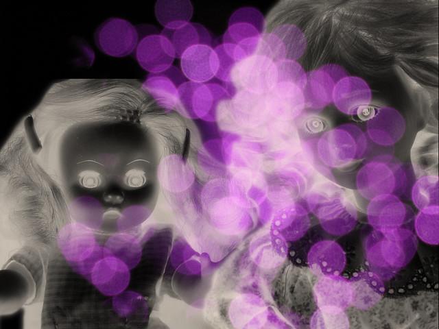 Bokeh - Creepy Dolls